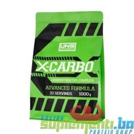 UNS X-CARBO (1kg) 33serv. UGLJIKOHIDRATI