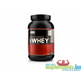 OPTIMUM GOLD STANDARD 100% WHEY (908g)