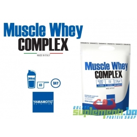 YAMAMOTO Muscle Whey COMPLEX 2kg