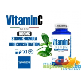 YAMAMOTO Vitamin C 1000mg 90 tableta