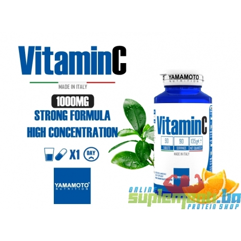 Vitamin C 1000mg 90 tableta