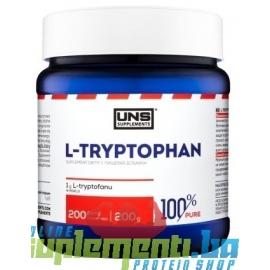 UNS PURE L-TRYPTOPHAN 200g (200 serv)