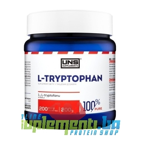 UNS PURE L-TRYPTOPHAN 200g