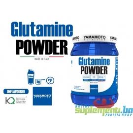 YAMAMOTO Glutamine POWDER Kyowa Quality (600gr)