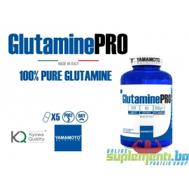 YAMAMOTO Glutamine PRO Kyowa Quality (200Tableta)