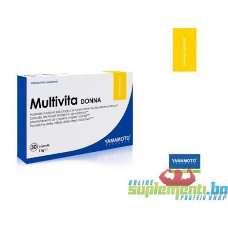 YAMAMATO Multivita DONNA (30Tableta)