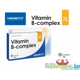 YAMAMOTO Vitamin B-Complex (30Tableta)