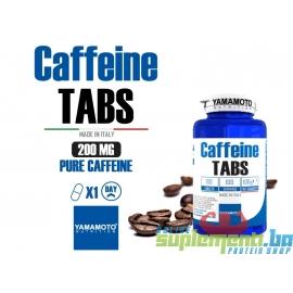 YAMAMOTO CAFFEIN TABS (100tab)