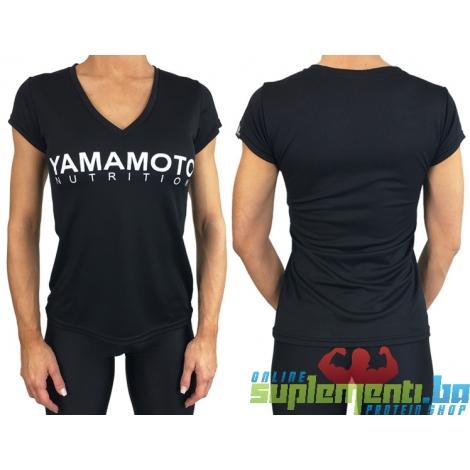 YAMAMOTO Crna Majica Ženska