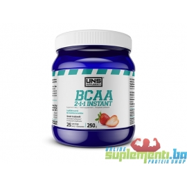 UNS BCAA 2:1:1 INSTANT (250g) 25serv