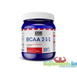 UNS PURE BCAA 2-1-1 INSTANT (200g)