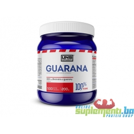 UNS PURE GUARANA 200g(500serv)