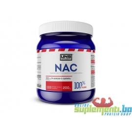 UNS PURE NAC 200g(N- ACETYL- L- CYSTEINE )/200serv/