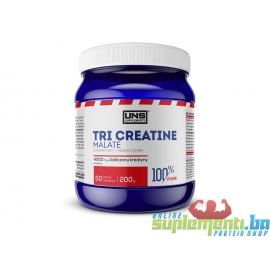 UNS PURE TRI CREATINE MALATE 200g