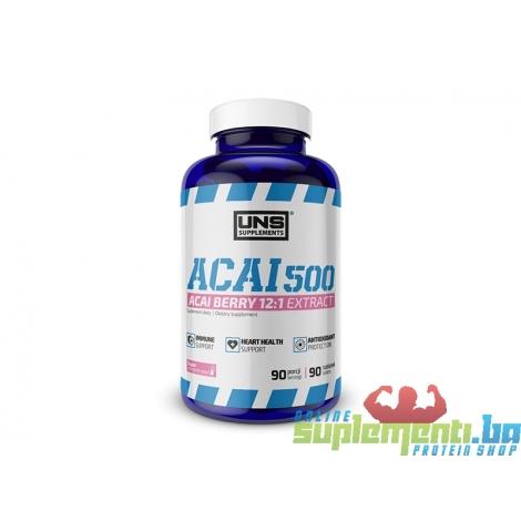 UNS ACAI 500 extract (90tab)