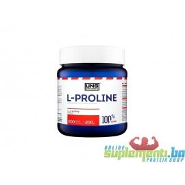 UNS PURE L- PROLINE 200g (200 serv.)