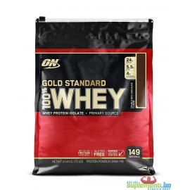 ON GOLD STANDARD 100% WHEY 4.5kg