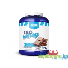 UNS ISO WHEY 2250g (75serv)