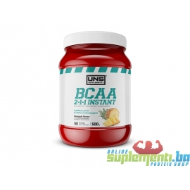 UNS BCAA 2:1:1 INSTANT (500g) 50serv.