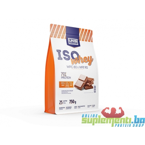 UNS ISO WHEY 750g