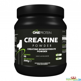 ONE PROTEIN CREATINE POWDER 200g