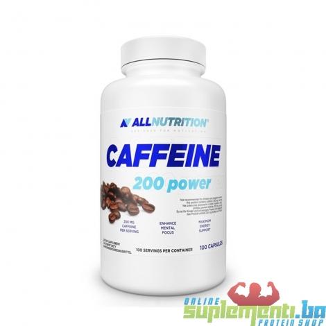 ALL CAFFEINE 100tab