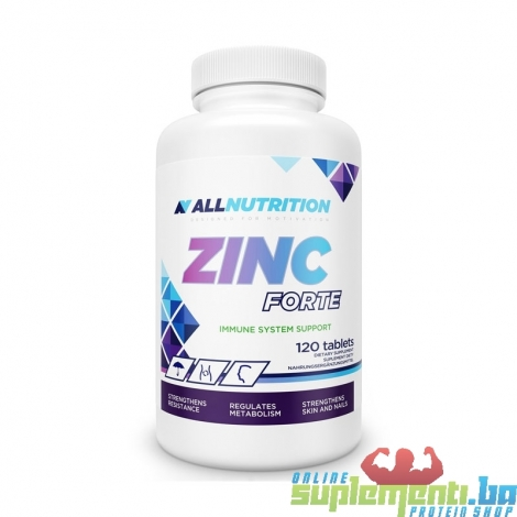 ALL ZINC FORTE 120tab
