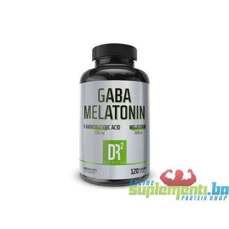 DR2 GABA & MELATONIN 120 KAPS