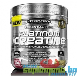 MUSCLETECH PLATINUM CREATINE (400 grama)