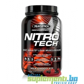 MUSCLETECH NITRO-TECH PERFORMANCE (908g)