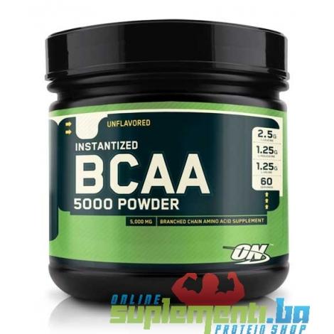 OPTIMUM BCAA 5000 (324g) /60serv/