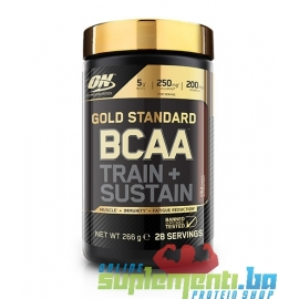OPTIMUM GOLD STANDARD BCAA¸(266g) /28serv/